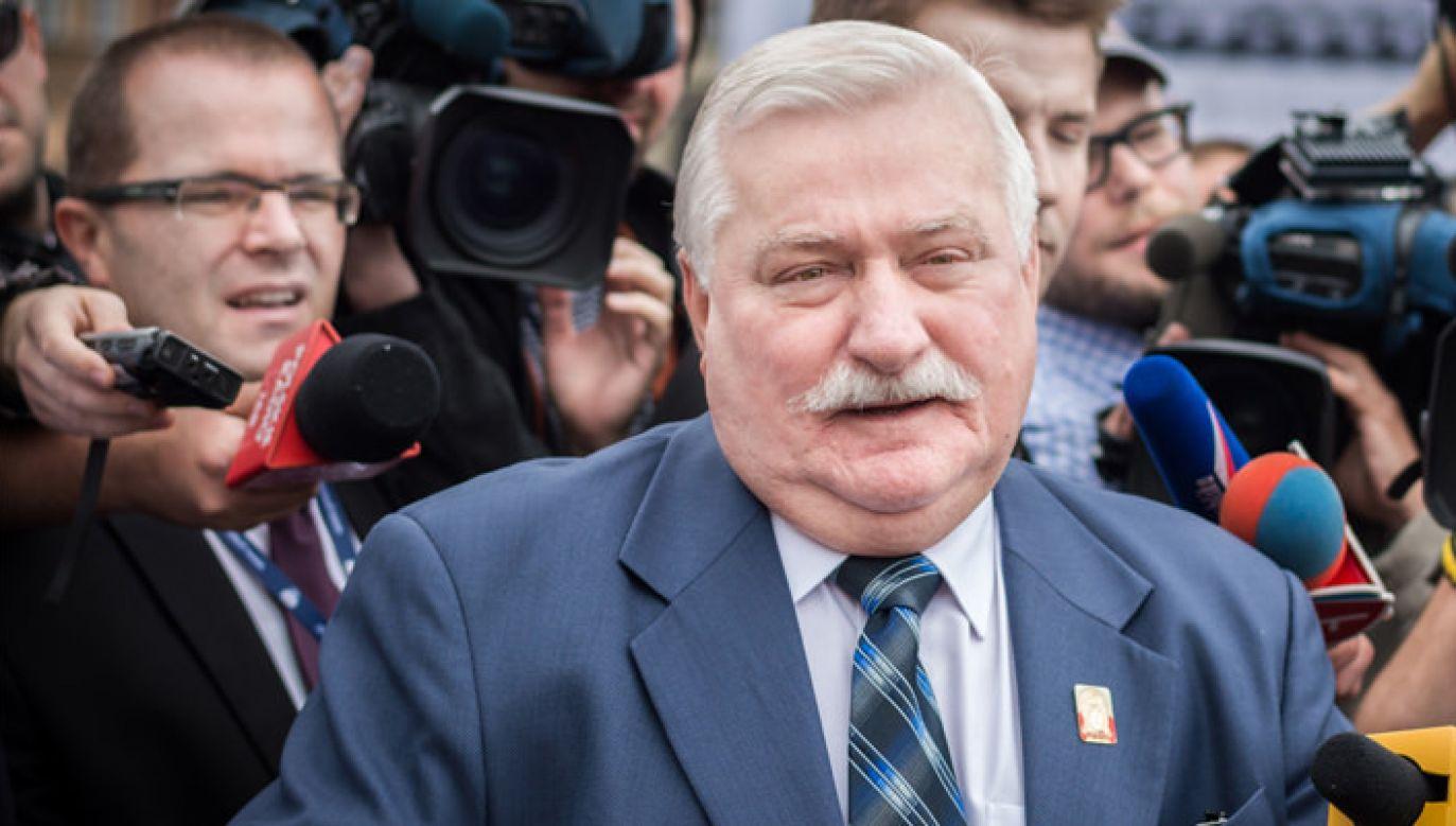 Portale społecznościowe obiegł wpis zamieszczony na koncie rzecznika Lecha Wałęsy (fot. flickr.com/ Radek Bet)