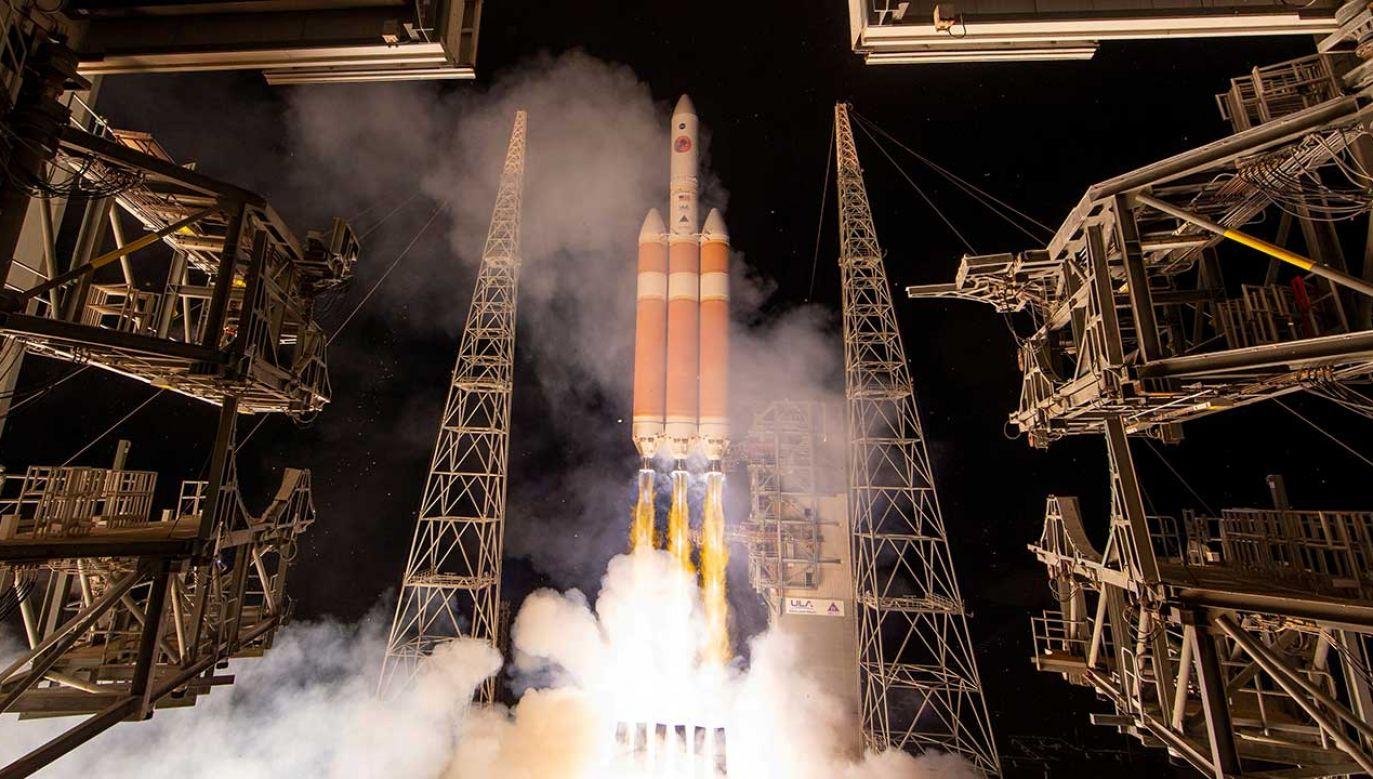 Dominacja w przestrzeni kosmicznej to, zdaniem Donalda Trumpa, kwestia bezpieczeństwa narodowego (fot. REUTERS/NASA/Bill Ingalls)