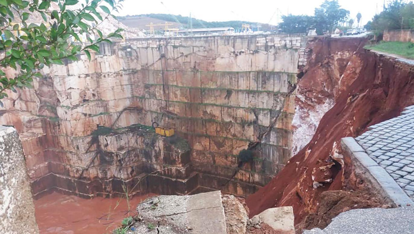 Służby ratownicze twierdzą, że liczba ofiar śmiertelnych może być większa (fot. FB/António Moizão)