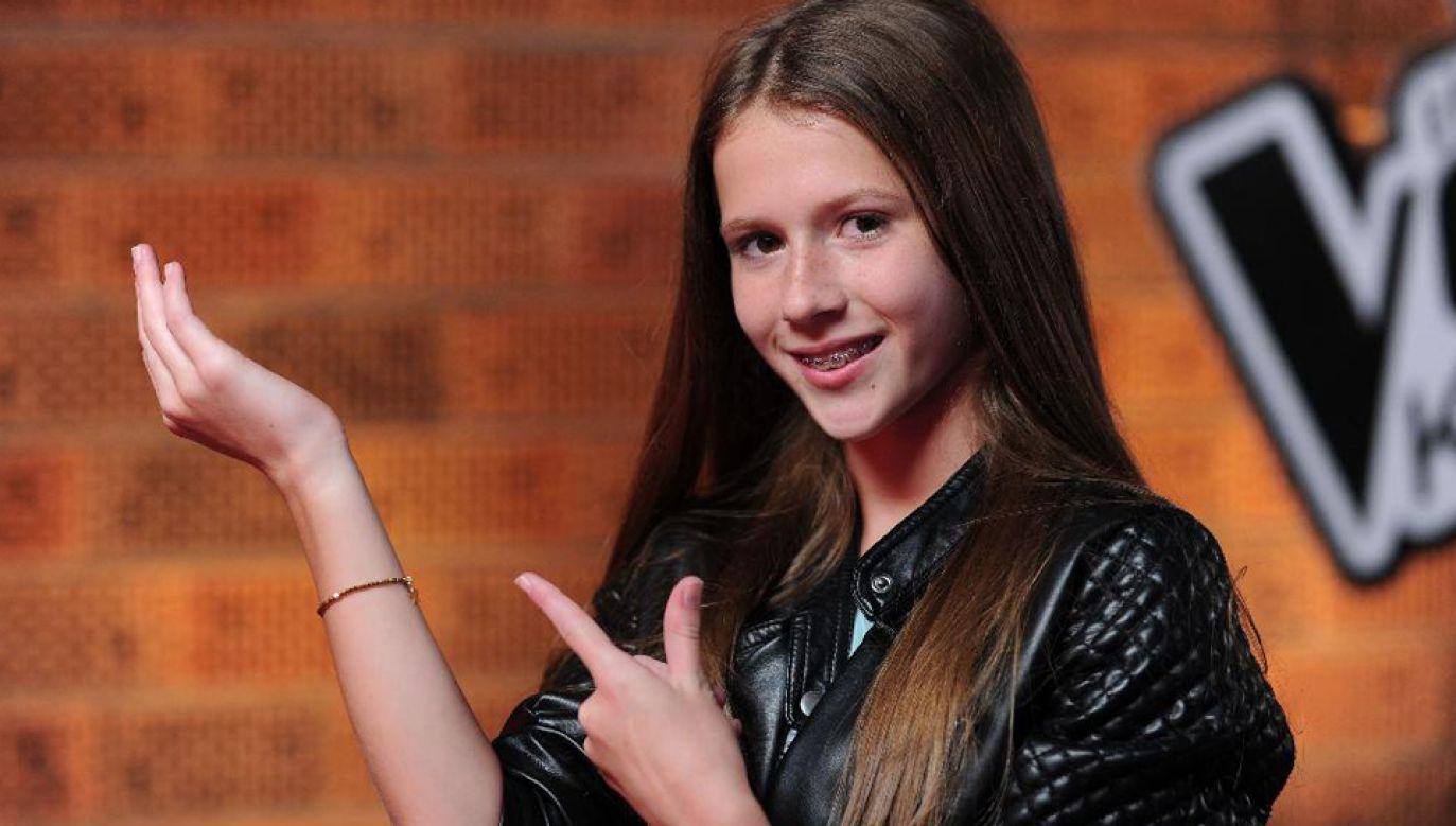Roksana Węgiel będzie reprezentować Polskę podczas Eurowizji Junior (fot. Natasza Mludzik)