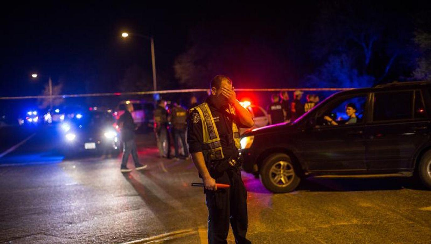 Nieznane są przyczyny wybuchu (fot. REUTERS/Tamir Kalifa)