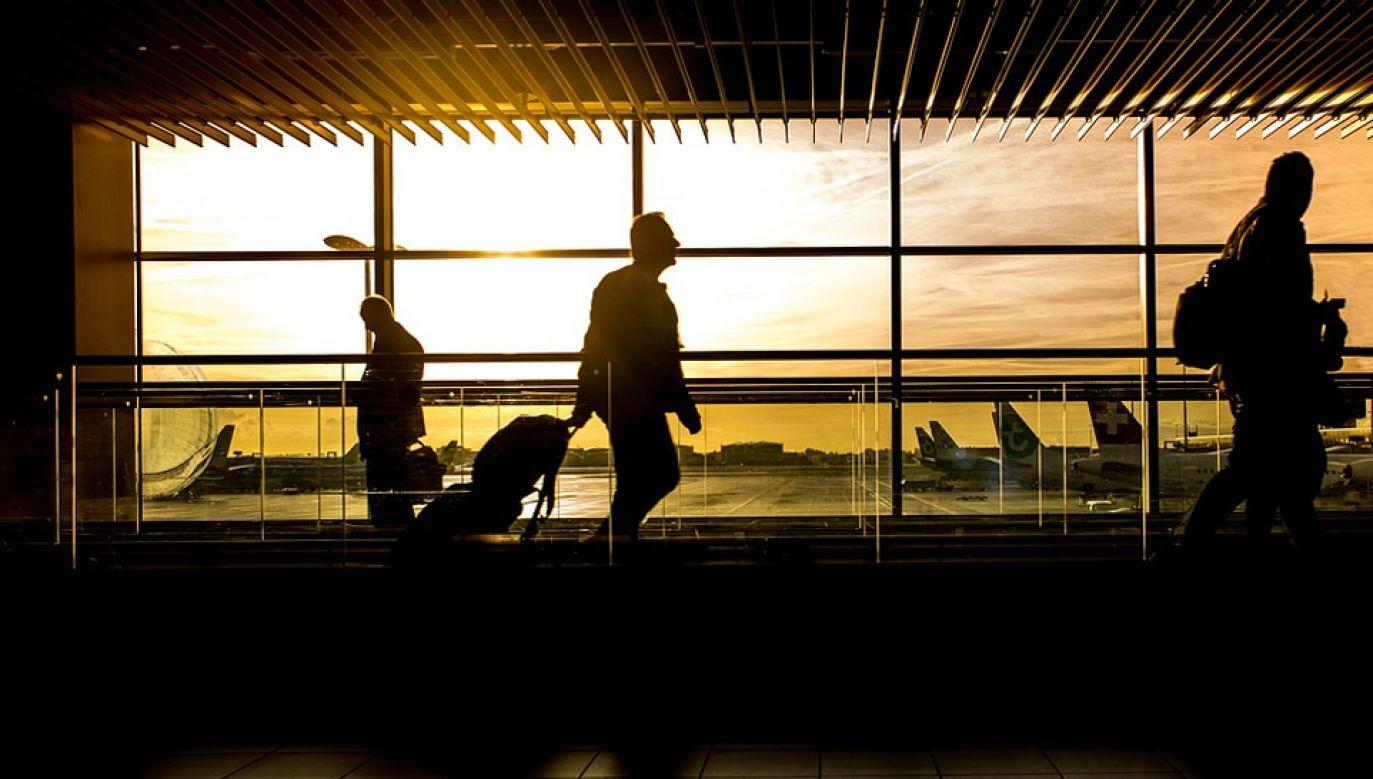 Pierwszy samolot ma wylądować w CPK w 2027 roku (fot. Pixabay/Skitterphoto)