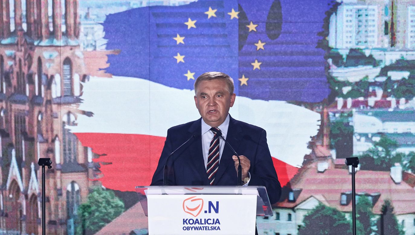 Tadeusz Truskolaski rządzi Białymstokiem od 12 lat (fot. arch. PAP/Paweł Supernak)