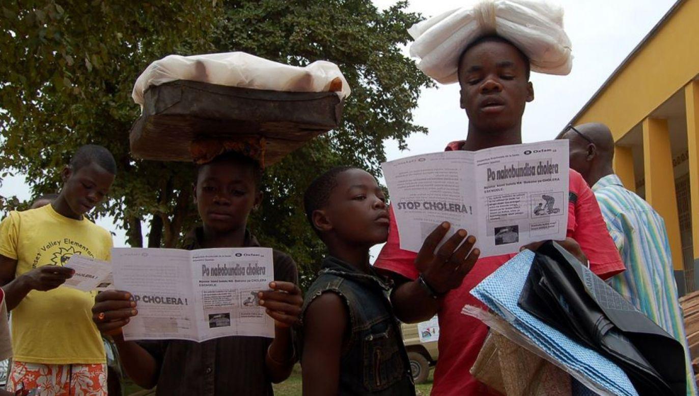 Eksperci oceniają, że choroba może pochłonąć znacznie więcej ofiar (fot. Flickr/Oxfam East Africa)