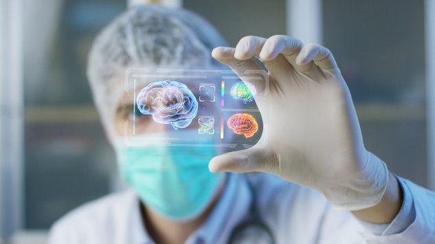 Na pytanie, co robią bakterie w mózgu, odpowiadali naukowcy na dorocznej konferencji neurologicznej (fot. Shutterstock/HQuality)