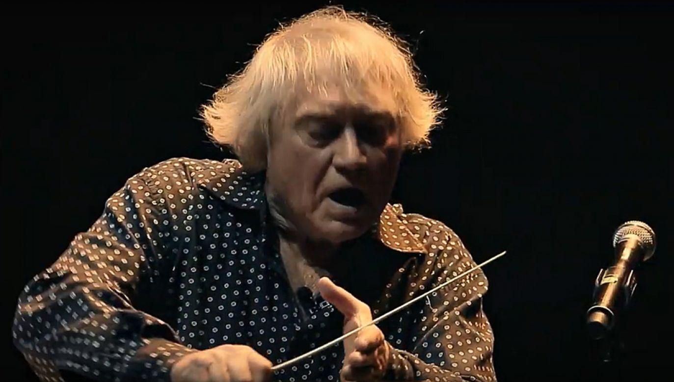 Jerzy Maksymiuk jest jednym z najwybitniejszych współczesnych kompozytorów (fot. mat.pras.)