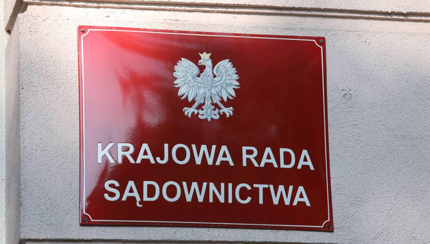 Sejm uchwalił nowelizację ustawy o KRS wprowadzającą nowe zasady wyboru sędziów - członków Rady w grudniu 2017 r. (fot. PAP/Tomasz Gzell)