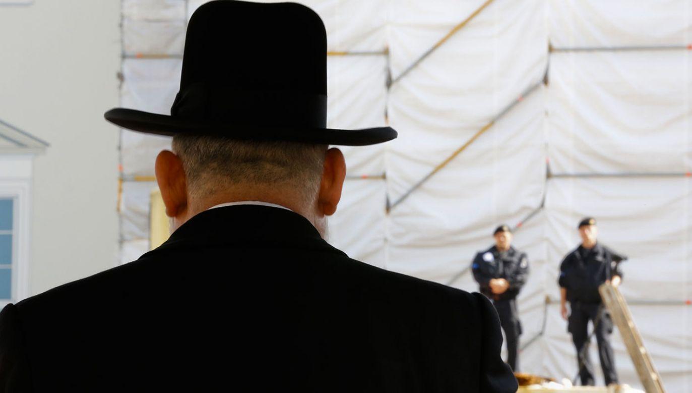 """""""Młodzi żydzi traktują Niemcy jako swój dom"""" (fot. REUTERS/Pawel Kopczynski)"""