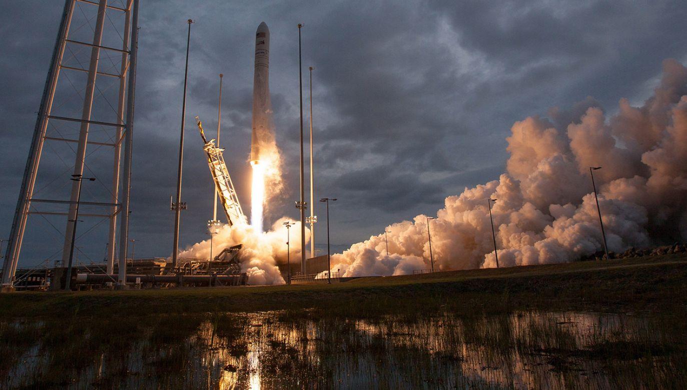 Rozmowy dotyczyły m.in. możliwego udziału Polski w planowanej bazie okołoksiężycowej Lunar (fot. Flickr/NASA)