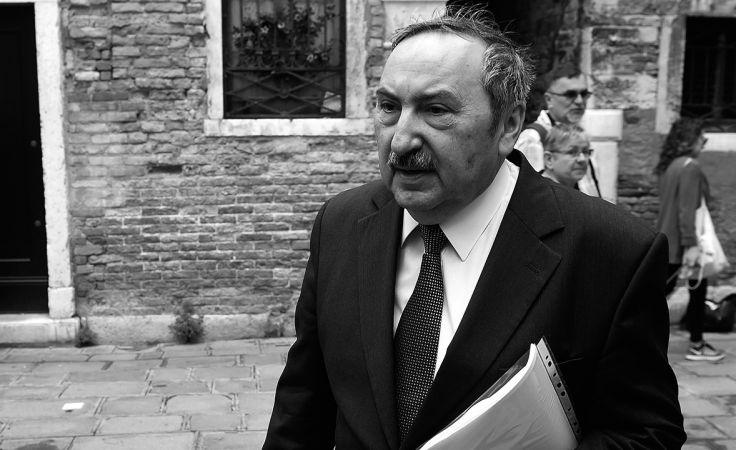Prof. Bogusław Banaszak był m.in. przedstawicielem Polski w Komisji Weneckiej (fot. arch.PAP/Radek Pietruszka)