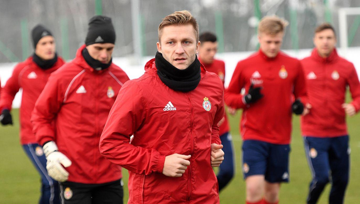 Klub ma otrzymać wsparcie w wysokości 4 milionów złotych (PAP/Jacek Bednarczyk)