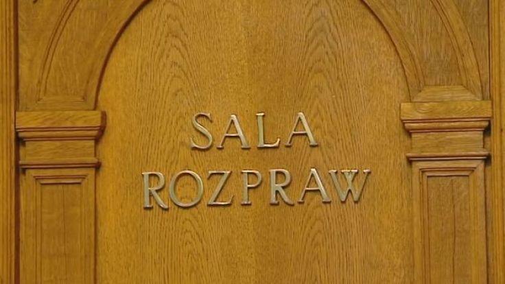 Sąd Rejonowy w Elblągu skazał mężczyznę na 10 miesięcy więzienia