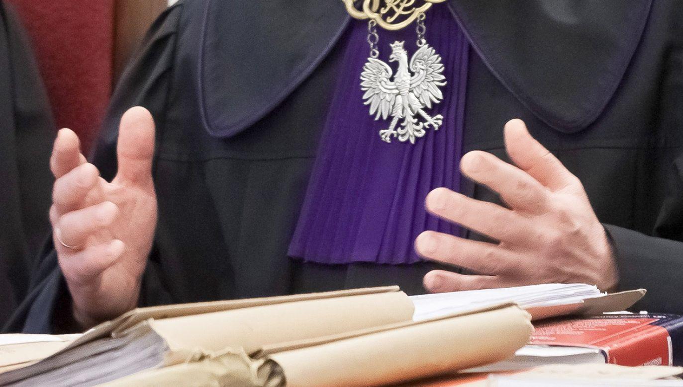 Wyrok nie jest prawomocny (fot. PAP/Marcin Onufryjuk)