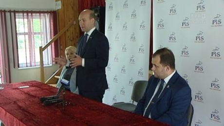 Wiceminister Szynkowski spotkał się z mieszkańcami Książek