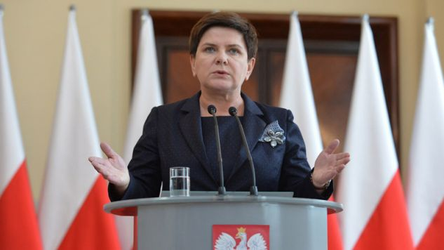 Premier Beata Szydło(fot. PAP/Marcin Obara)