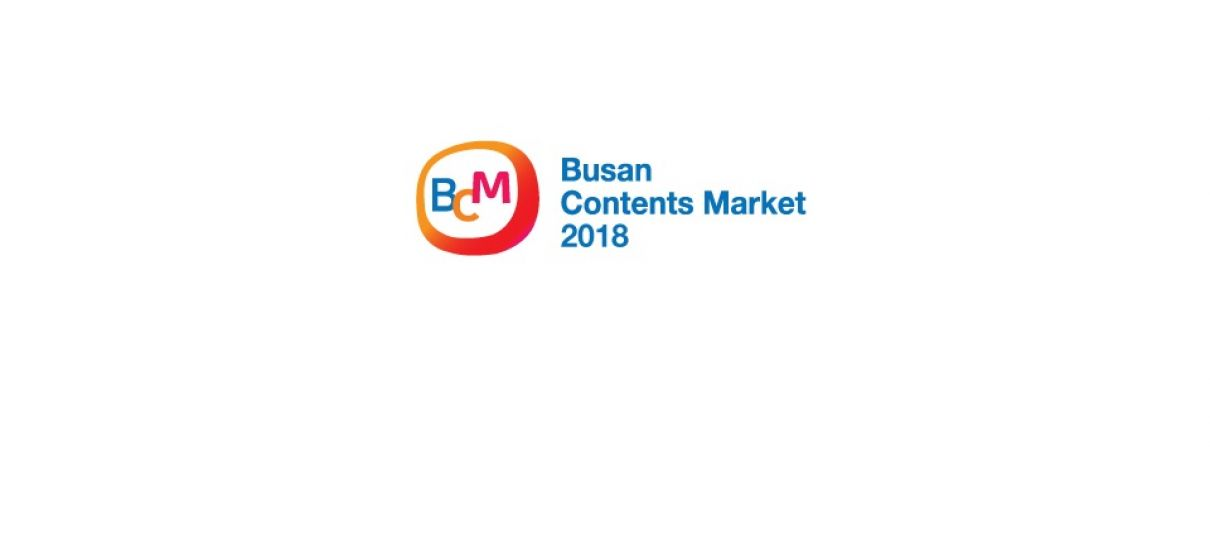 New TVP line-up for Busan Contents Market 2018!