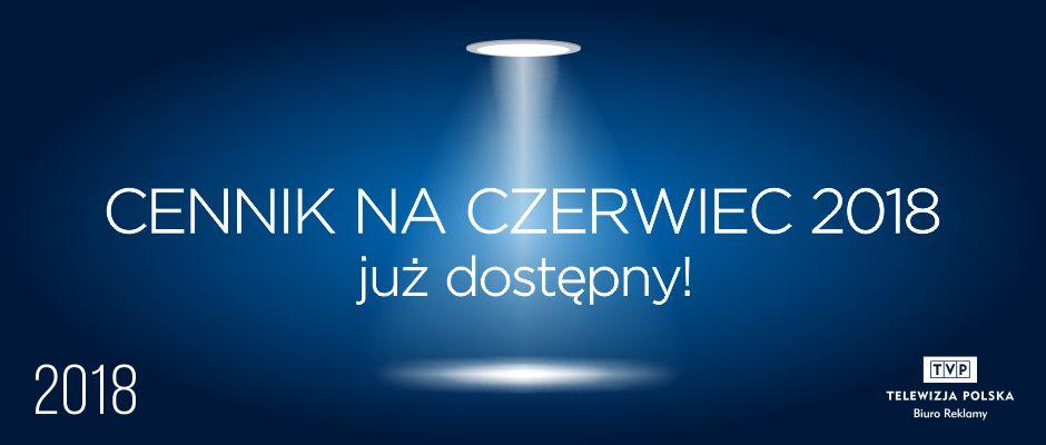 Cennik - Czerwiec