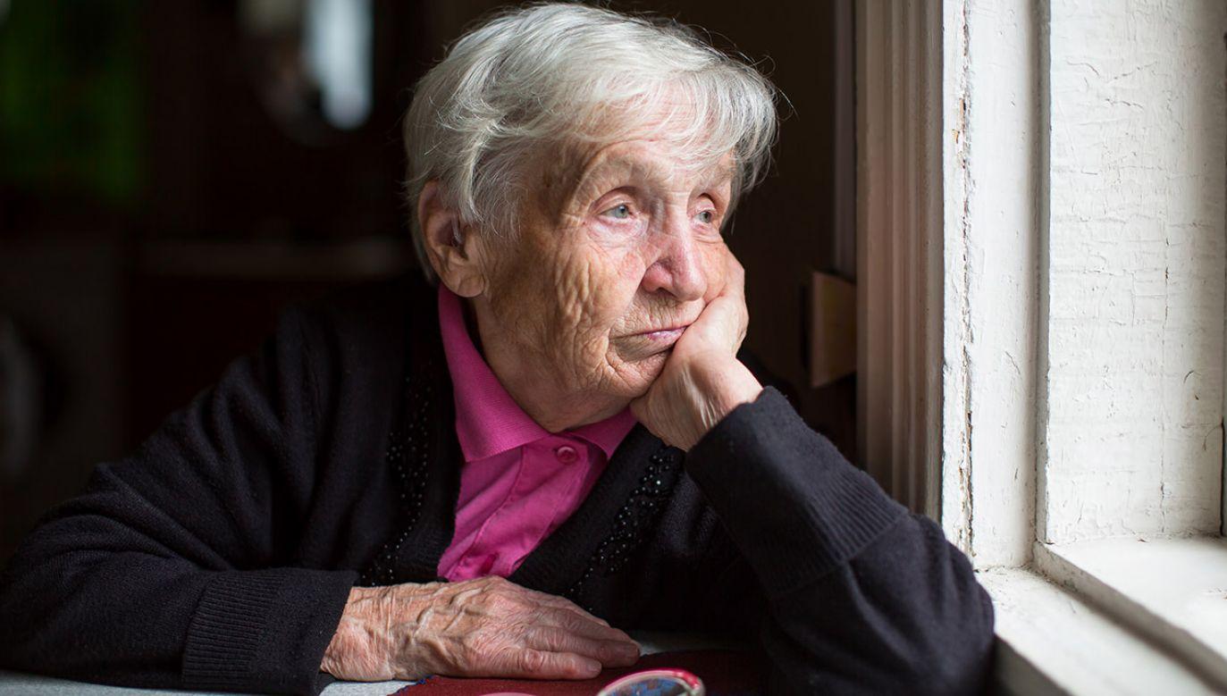 """""""PSL bardzo sprawnie, ręka w rękę z Platformą Obywatelską, podwyższył wiek emerytalny"""" (fot. Shutterstock/De Visu)"""
