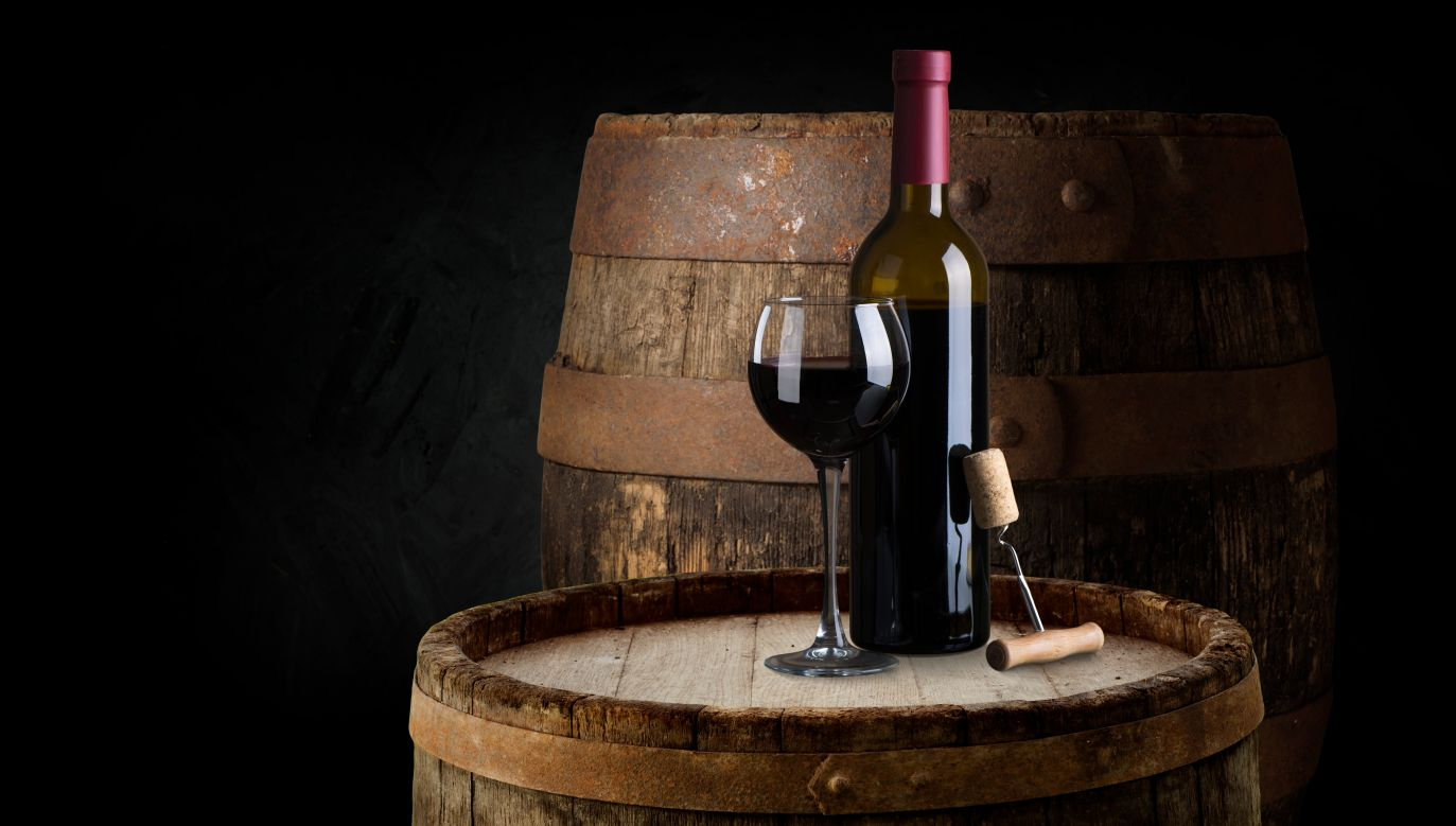 The purity of wine is guaranteed by Polish law. Photo: Shutterstock/Kishivan