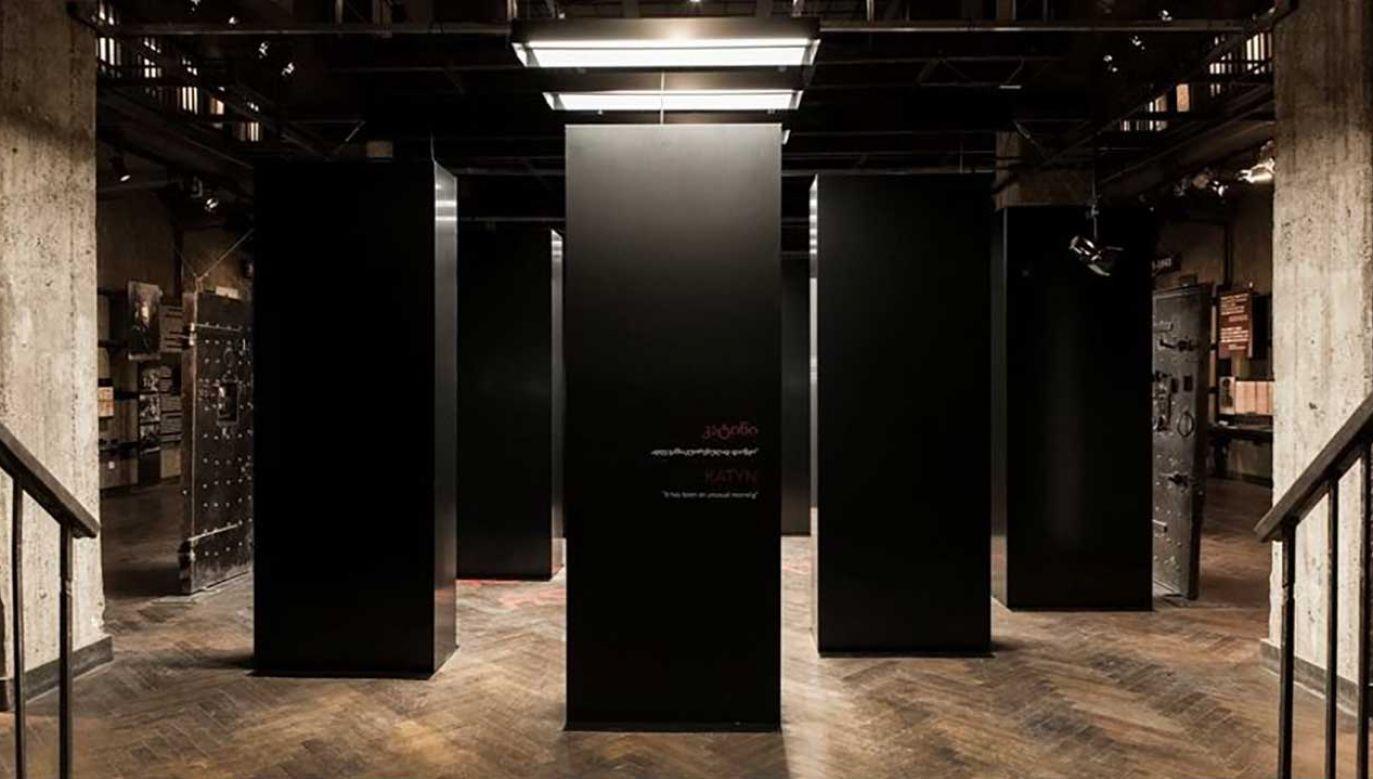 Wybór Gori na miejsce ekspozycji wystawy jest nieprzypadkowy (fot. FB/Muzeum Wojska Polskiego)