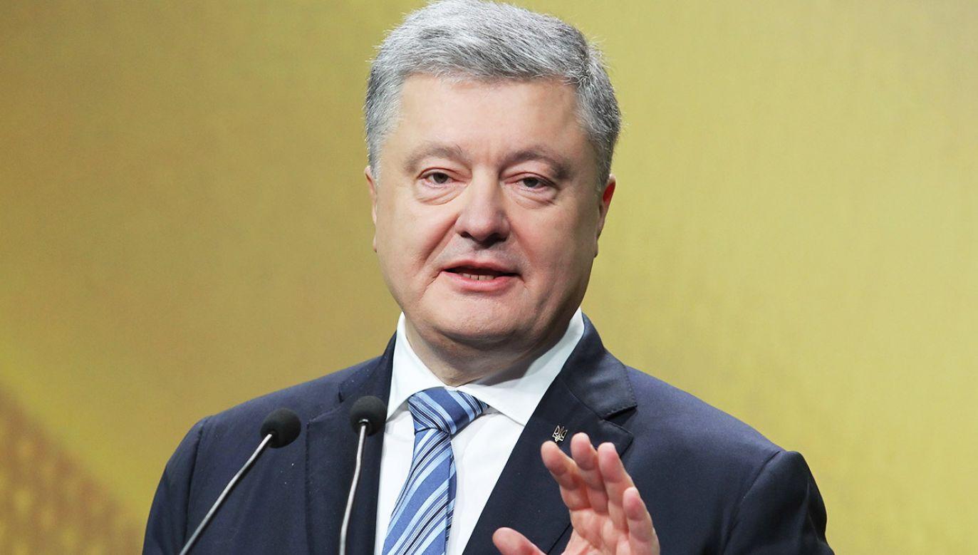 Prezydent Ukrainy zapowiedział kontrole wśród urzędników i ich rodzin (fot. PAP/EPA/STEPAN FRANKO)