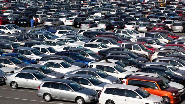 Mężczyźni wybierali często starsze samochody (fot. wikipedia.org/ Laitr Keiows)