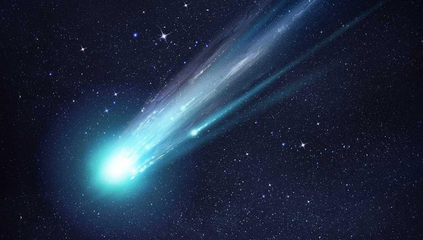16 grudnia kometa 46P/Wirtanen będzie widoczna na niebie z Polski (fot. Shutterstock/solarseven)