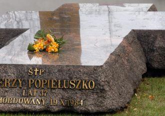 32. rocznica śmierci ks. Jerzego Popiełuszki
