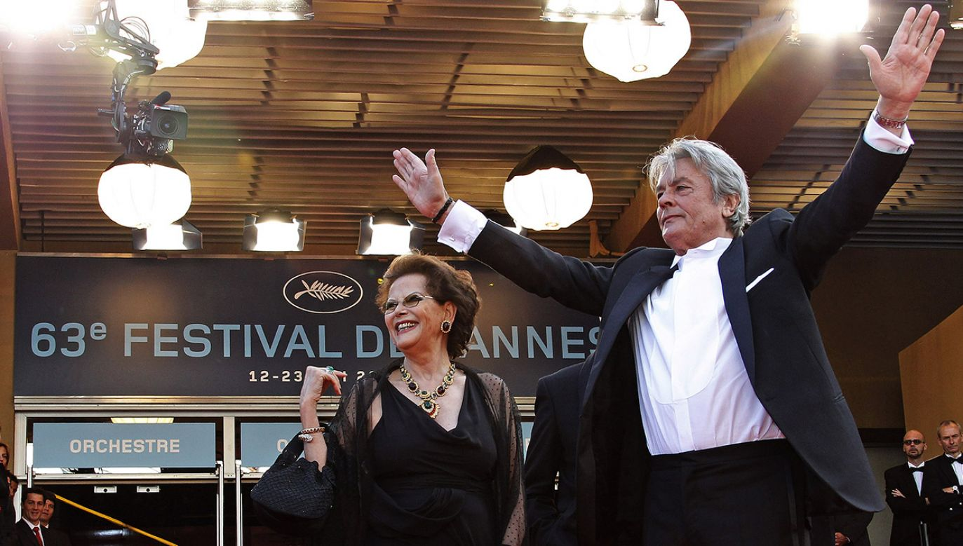 83-letni aktor ma odebrać Złotą Palmę za całokształt twórczości (fot. REUTERS/Yves Herman)