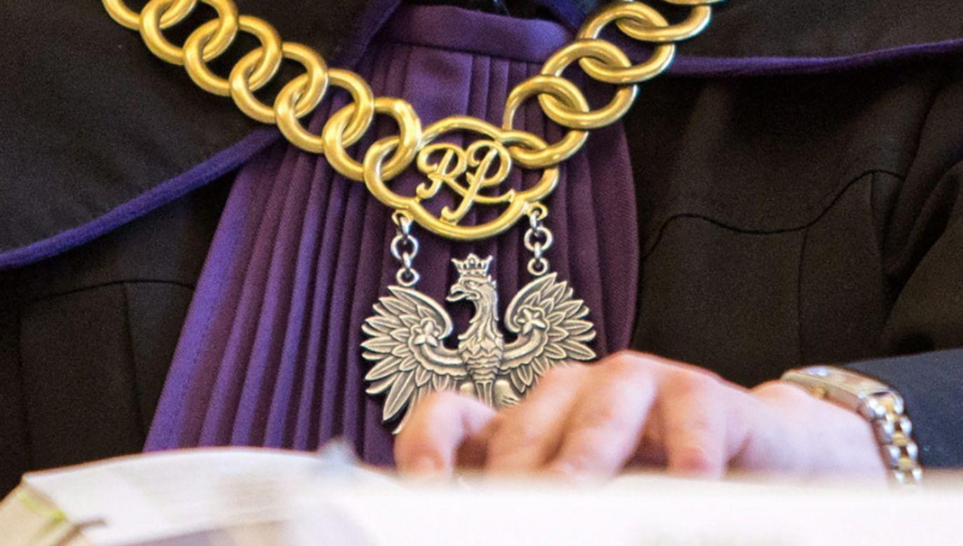 Sędzi grozi nawet 8 lat pozbawienia wolności (fot. arch.PAP/Jan Dzban, zdjęcie ilustracyjne)