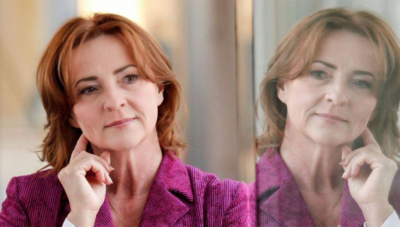 Iveta Grigule reprezentuje frakcję liberałów w europarlamencie (fot. FB/Iveta Grigule)
