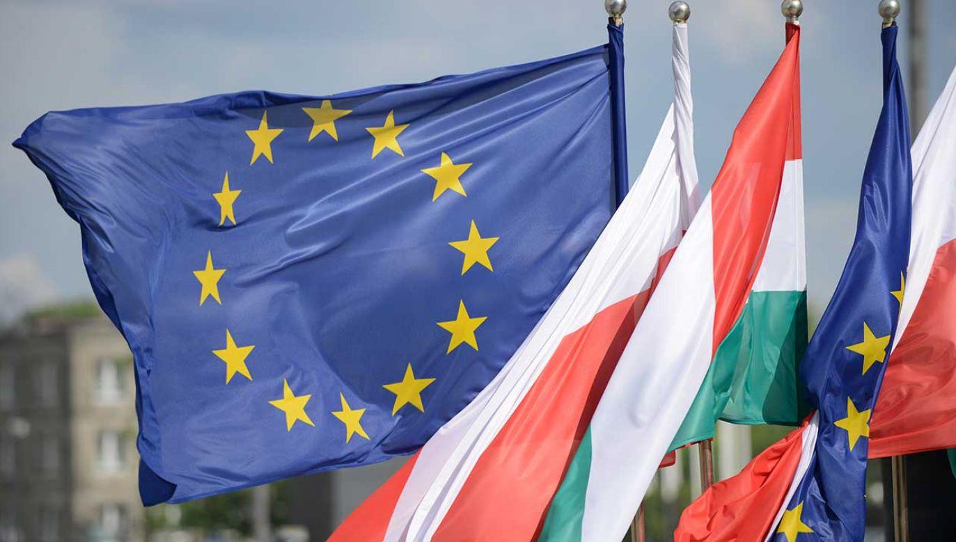 Orban w liście do Morawieckiego wskazał, że Polska i Węgry zawsze mogą liczyć na wzajemne wsparcie (fot. Jaap Arriens/NurPhoto via Getty Images)