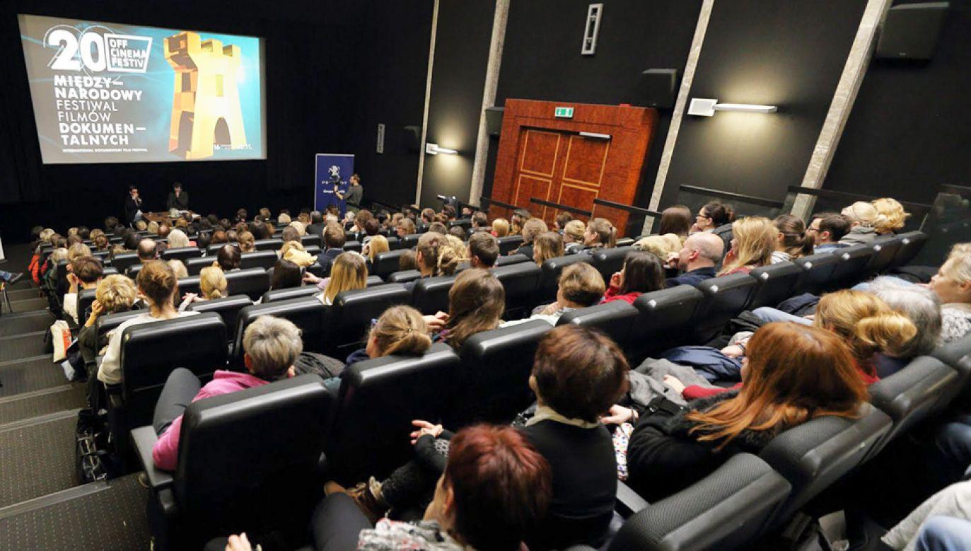 21. Międzynarodowy Festiwal Filmów Dokumentalnych Off Cinema, organizowany przez Centrum Kultury Zamek w Poznaniu, potrwa do 22 października (fot. Materiały prasowe)
