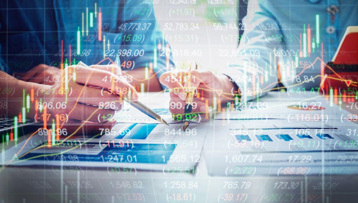 """""""Mimo głębszego od oczekiwań spowolnienia wzrostu gospodarczego w strefie euro, dynamika PKB w Polsce w II połowie ub.r. okazała się wyższa niż zakładano w projekcji listopadowej"""" (fot. Shutterstock/Jirapong Manustrong)"""