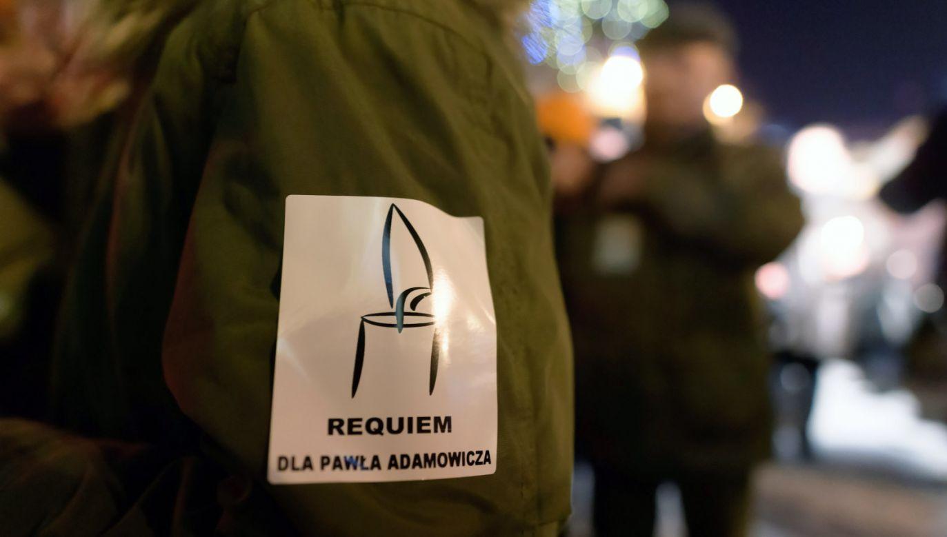 W środę zostaną podane szczegóły dotyczące uroczystości pogrzebowych zamordowanego prezydenta Gdańska (fot. PAP/Jakub Kaczmarczyk)