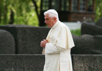 Tęcza. Benedykt XVI w Polsce