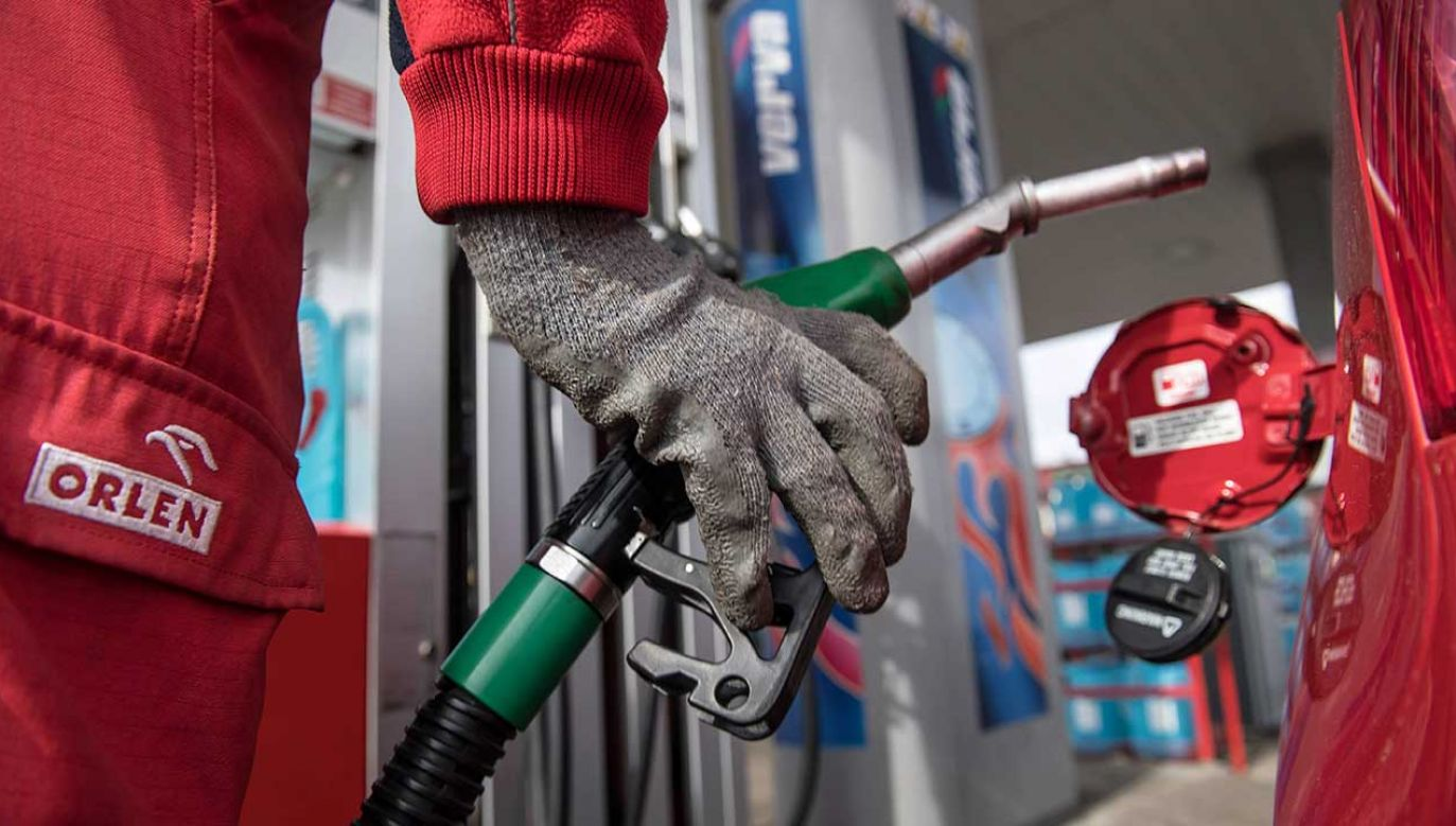 W oświadczeniu Orlen zaprzecza, jakoby wiedział o zanieczyszczeniu ropy (fot. arch. PAP/Wojciech Pacewicz)