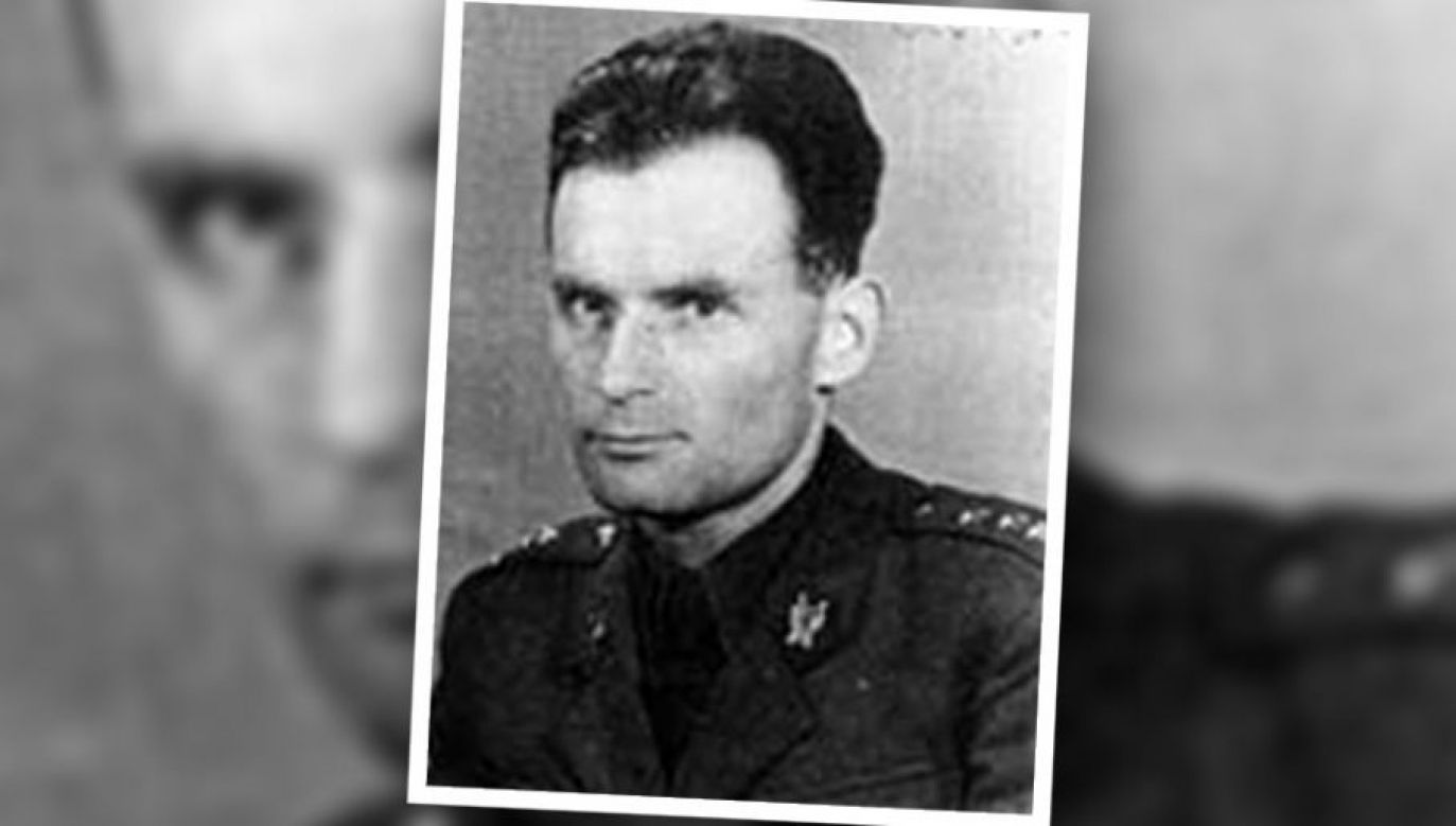 W 1951 roku 23-letni wówczas Stefan Michnik skazał na śmierć majora Zefiryna Machallę, przedwojennego oficera WP (fot.archiwa IPN)