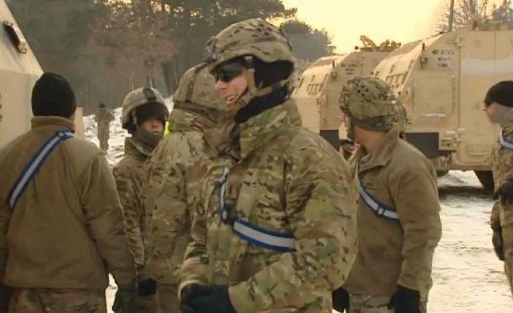 Pobity żołnierz trafił do szpitala w Niemczech
