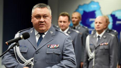 Nadinspektor Krzysztof Pobuta został Komendantem Wojewódzkim Policji w Małopolsce, fot. PAP/Jacek Bednarczyk