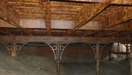 Most pod przeprawą (fot. MZD)