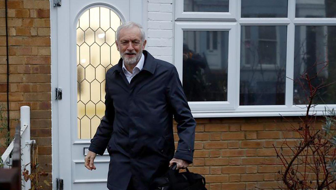 Rozłam w Partii Pracy może oznaczać koniec marzeń Jeremego Cobryna o objęciu funkcji premiera Wielkiej Brytanii (fot. REUTERS/Peter Nicholls)