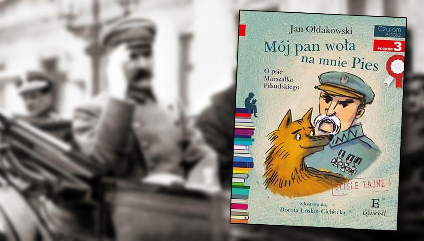 Książka ukazała się nakładem wydawnictwa Egmont (fot. Wiki/mat.pras.)