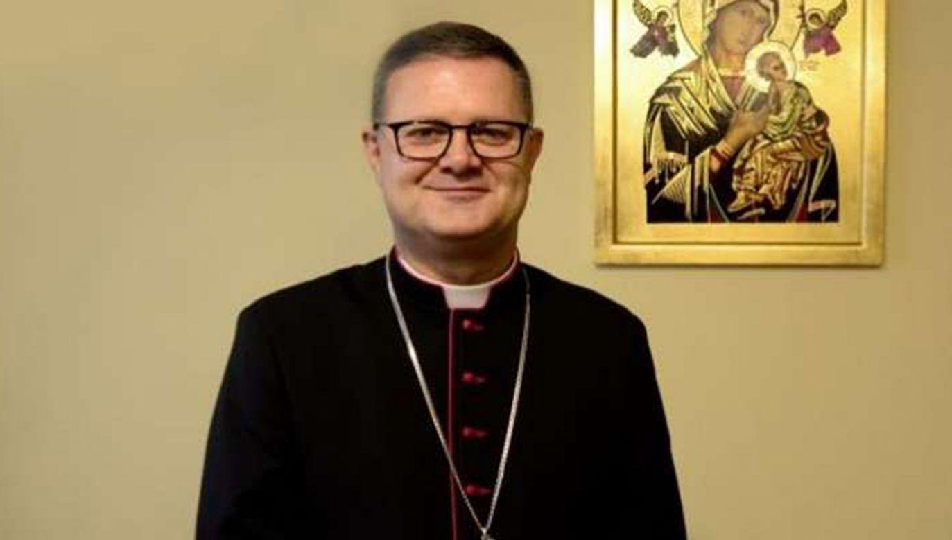 Biskup diecezjalny toruński Wiesław Śmigiel (fot. Diecezja Toruńska)