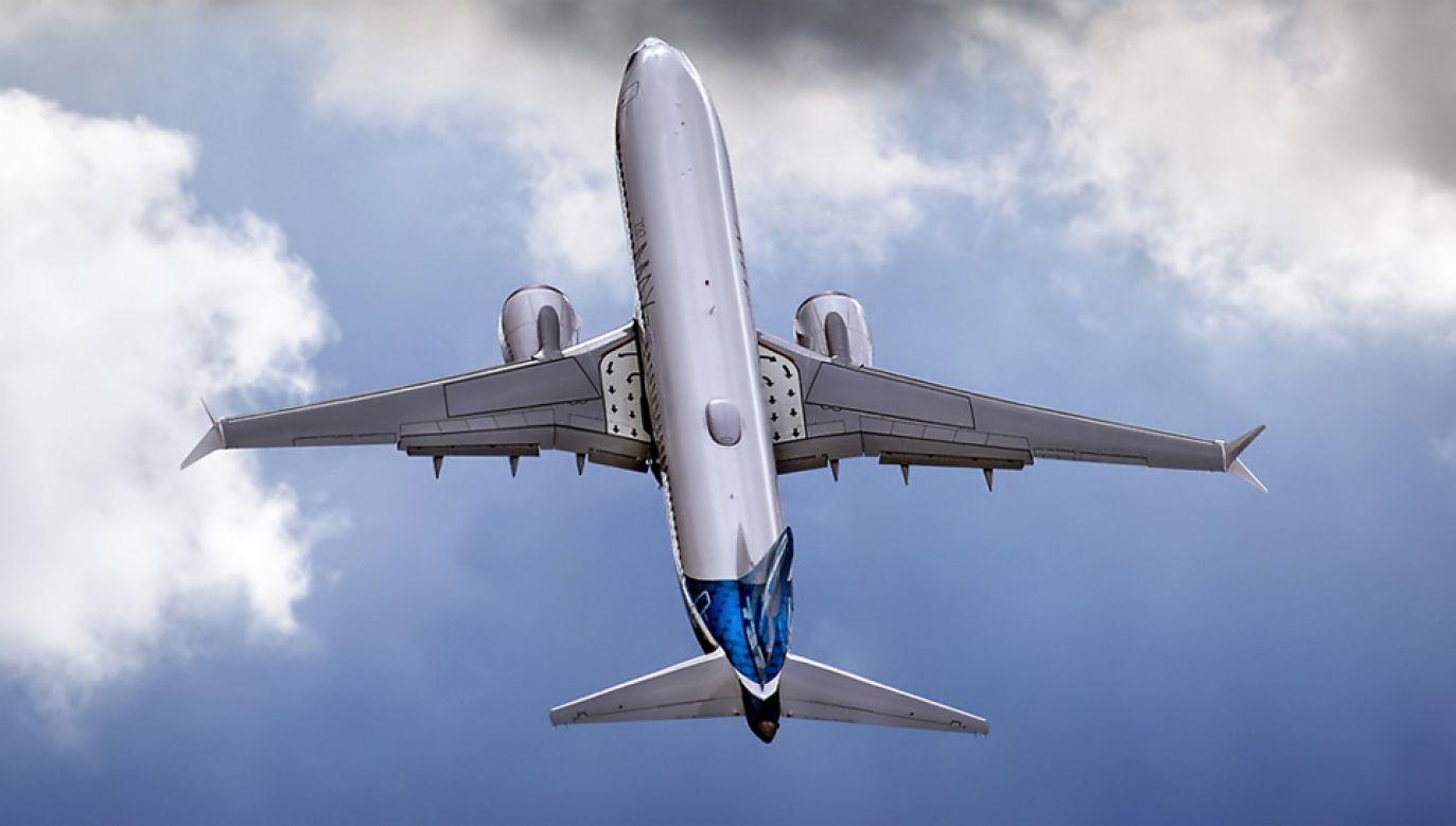 Oblotu Boeinga 737 Max dokonano w styczniu 2016 roku (fot. Wiki/Oleg V. Belyakov)