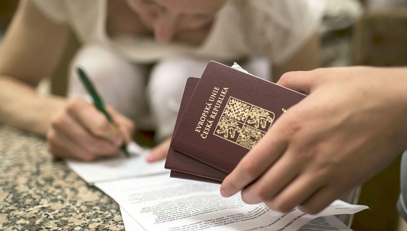 W 2018 r. mieszkało w Czechach 38 223 obywateli rosyjskich (fot. REUTERS/Zohra Bensemra)