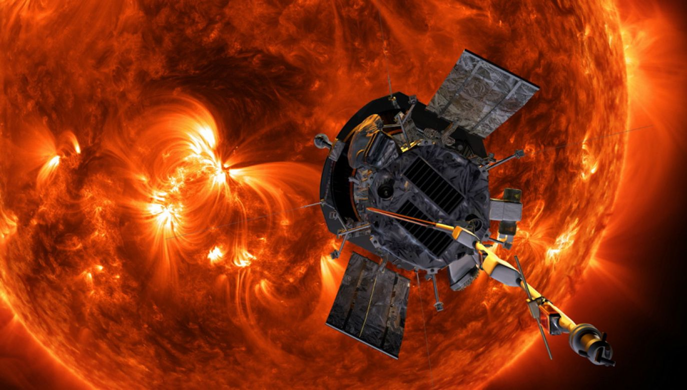 Misja sondy ma potrwać siedem  lat (fot. PAP/EPA/NASA/Johns Hopkins APL/Steve Gribben HANDOUT)