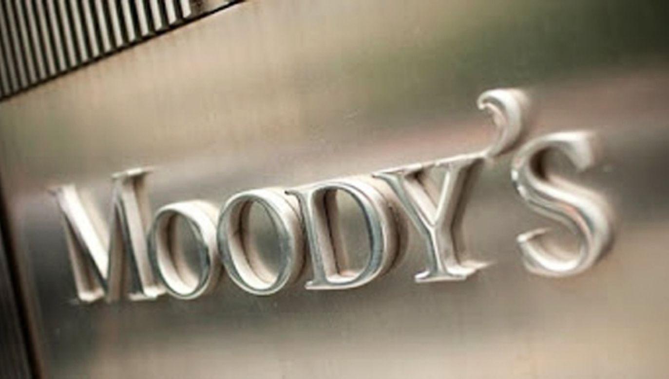 Agencja ratingowa Moody's obniżyła w piątek rating Włoch z Baa2 do Baa3 (fot. TVP Info)