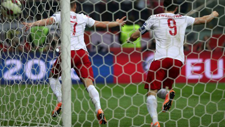 b466f9f41 Polska - Niemcy 2:0! Mistrzowie świata pokonani. Historyczne ...