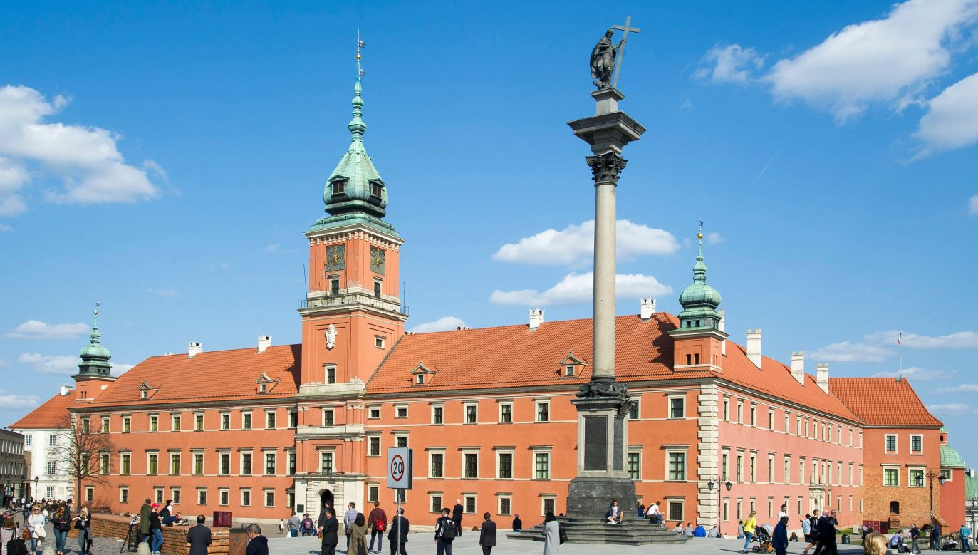 """""""Old Town for detectives"""" in one of the thematic tours the app offers. Photo: PAP/Wojciech Strozyk / Alamy Stock Photo"""